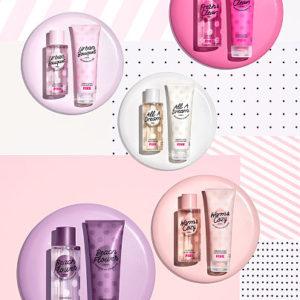 Set/Estuches Victoria's Secret