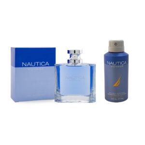Set de perfume Nautica Voyage para caballero