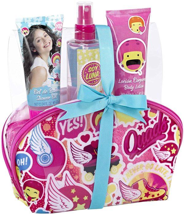 set-perfume-soy-luna-cosmetiquera-disney